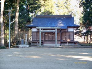 Der Aiki-Schrein in Iwama