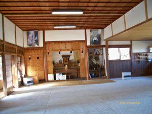 Die Kamizama im Ibaraki Dojo