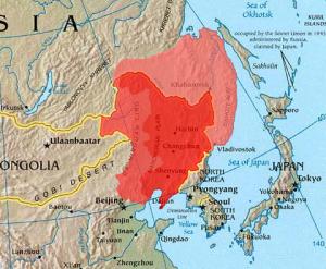 Die Mandschurei