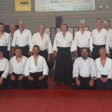 35 Jahre Takemusu Aikido und Pfingstlehrgang 2019